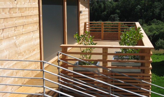Delahaie - Construction maison bois