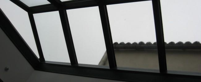 Delahaie - Pose verriere toit sur Angers Nantes Cholet Ancenis