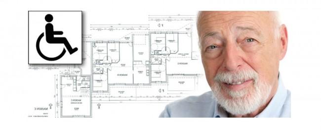 Aménagement agencement habitat pour les seniors et les personnes à mobilité réduite sur Saint Brévin, Pornic...